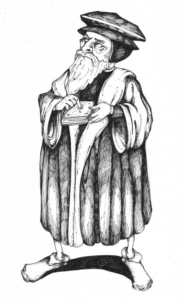 Protestant Reformer